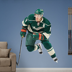 Zach Parise Fathead Wall Decal