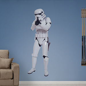 Stormtrooper Fathead Wall Decal