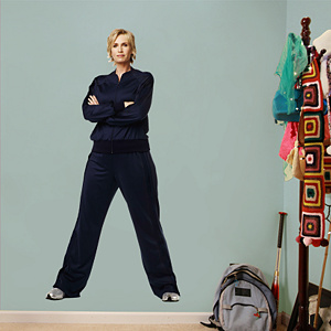 Sue Sylvester Fathead Wall Decal