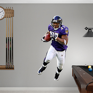 Ray Rice Fathead Wall Decal