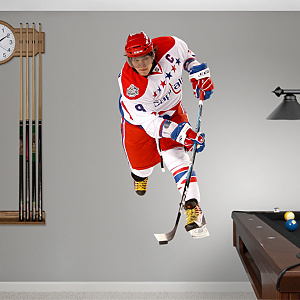 Alex Ovechkin Winter Classic Fathead Wall Decal