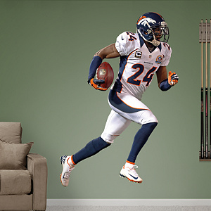 Champ Bailey Fathead Wall Decal