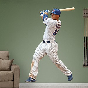 Anthony Rizzo Fathead Wall Decal