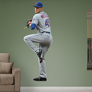 Zack Wheeler Fathead Wall Decal