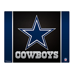 "Dallas Cowboys Logo 15/16"" Laptop Skin"