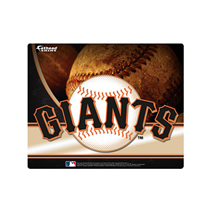 "17"" Laptop Skin San Francisco  Giants Logo"