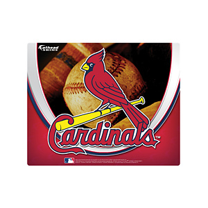 "17"" Laptop Skin St. Louis Cardinals Logo"
