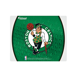 "17"" Laptop Skin Boston Celtics Logo"