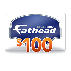 Gift Card by Mail $100