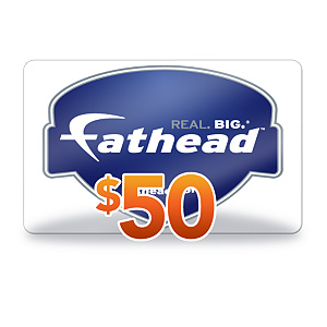 Gift Card by Mail $50