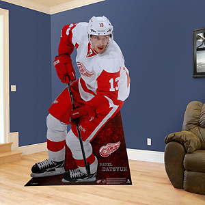 Life-Size Pavel Datsyuk Stand Out