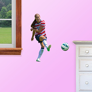 Alex Morgan Teammate Fathead Wall Decal