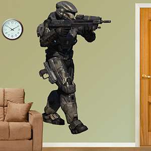 Noble Six: Halo Reach Fathead Wall Decal