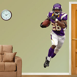 Adrian Peterson - Home