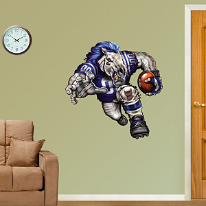 Crazed Colt Fathead Wall Decal