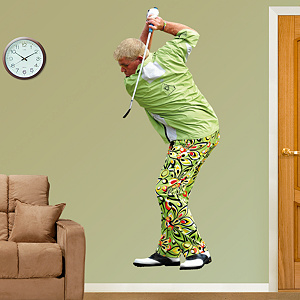 John Daly - The Lion Fathead Wall Decal