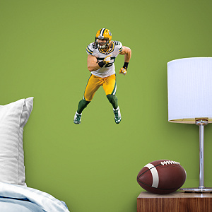 Clay Matthews Teammate Fathead Wall Decal