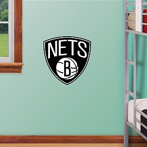 Brooklyn Nets Teammate  Fathead Wall Decal