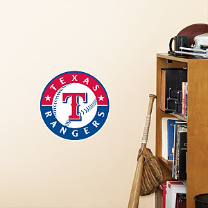 Texas Rangers Teammate Fathead Wall Decal