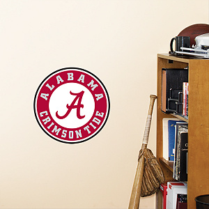 Alabama Crimson Tide Teammate Fathead Wall Decal