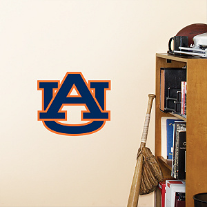 Auburn Tigers Teammate Fathead Wall Decal