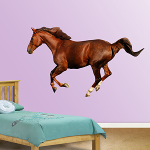 Horse Fathead Wall Decal