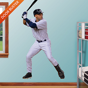 Derek Jeter Fathead Wall Decal