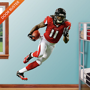 Julio Jones Fathead Wall Decal