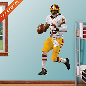 Robert Griffin III - Away Fathead Wall Decal