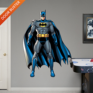 Batman Full Throttle Fathead Wall Decal