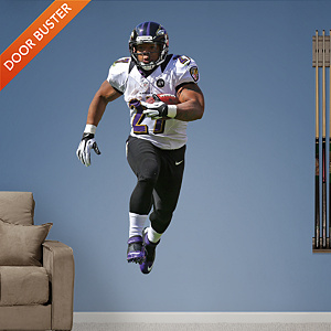Ray Rice - Away Fathead Wall Decal