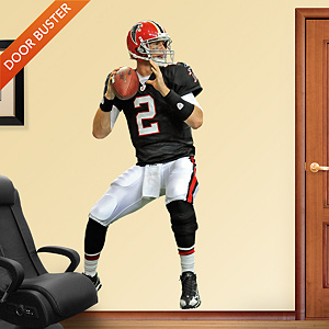Matt Ryan Throwback Fathead Wall Decal