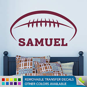 Football Personalized Name