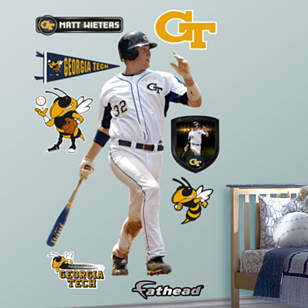 Matt Wieters Georgia Tech