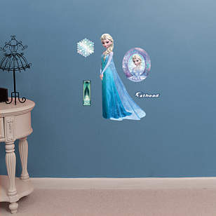 Snow Queen Elsa Teammate