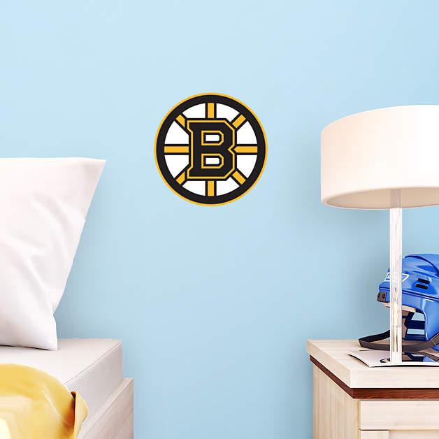 Boston Bruins logo decal