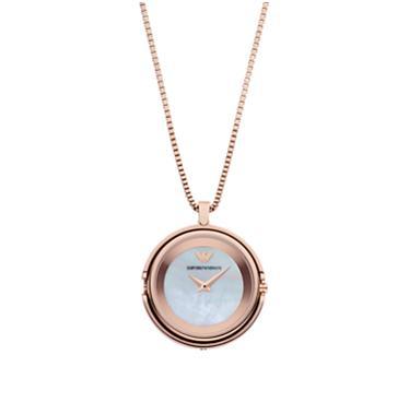 Fashion Necklace Watch AR7386