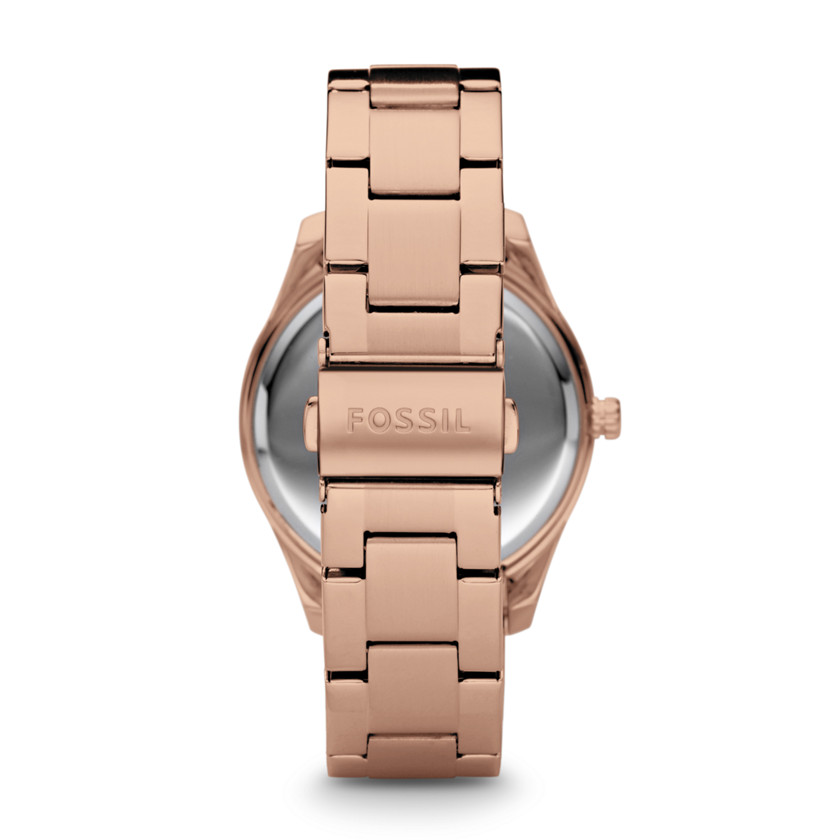 ES3003 - Stella Stainless Steel Watch - Rose