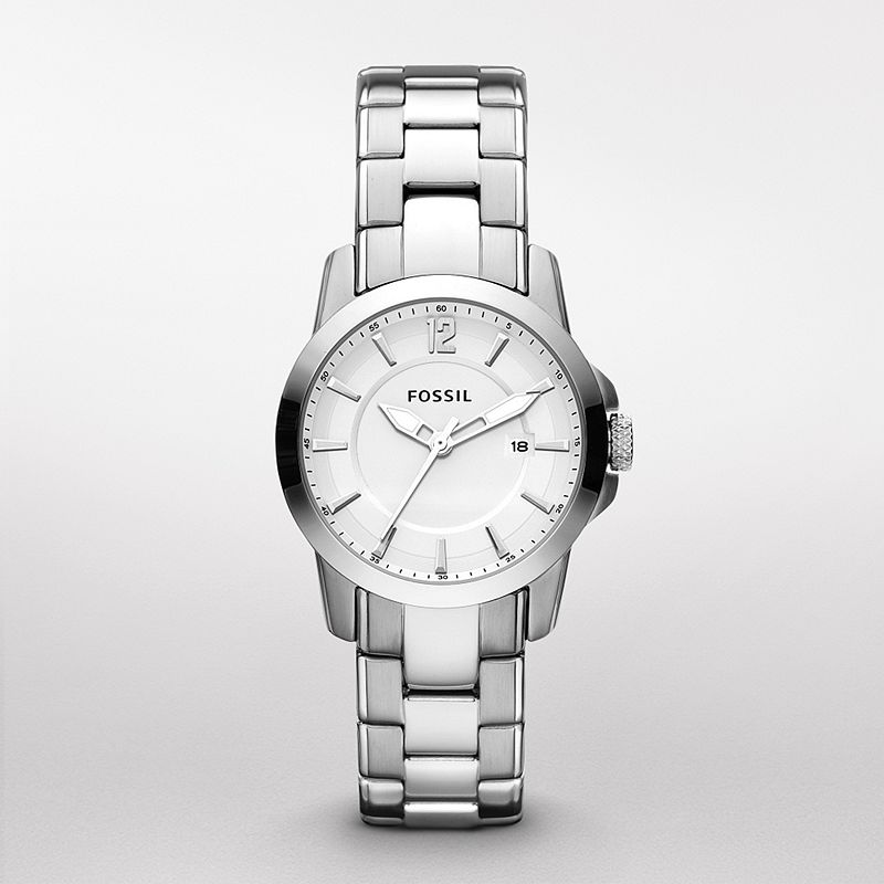 Classic Casual Stainless Steel Ladies Watch