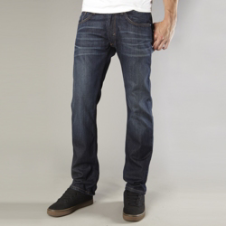 Fox Baseline Jean - Roughed Up Rinse