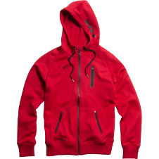 Fox Restricted Zip Front Hoody