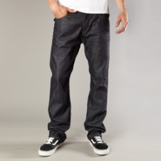 Fox Slicker Jean - Dark Indigo