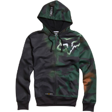 Fox Sector Zip Front Hoody