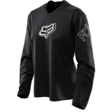 Fox Womens Blackout Jersey