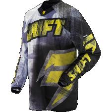 SHIFT Faction Camo Jersey