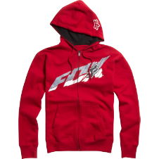 Fox Superfaster Zip Front Hoody
