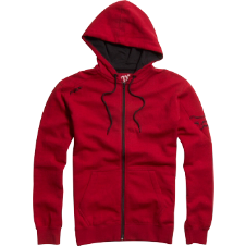 Fox Outfoxed Zip Front Hoody