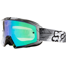 The Fox Main Future Green Goggle