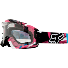 The Fox Main Undertow Pink Goggle