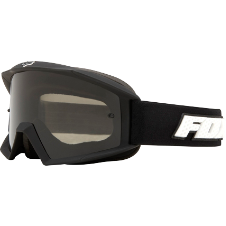 The Fox Main Matte Black Goggle
